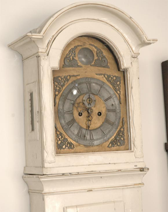 Swedish Tallcase Clock 3