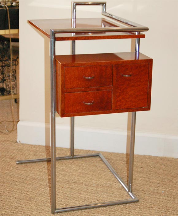 Eileen gray dressing table at 1stdibs - Eileen gray table original ...
