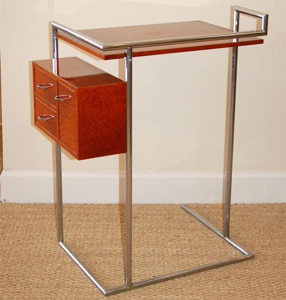Eileen Gray Dressing Table At 1stdibs