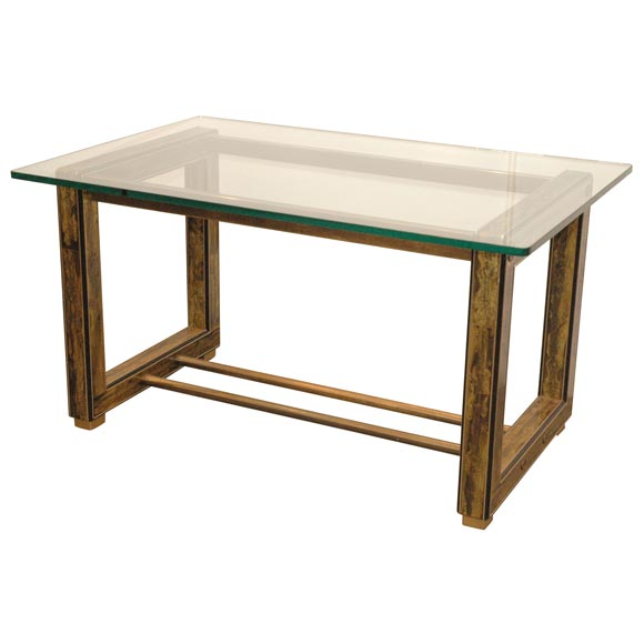 Mastercraft Desk At 1stdibs