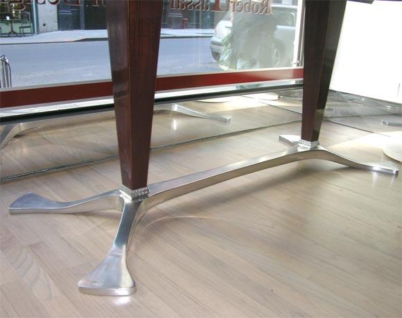 Italian Dining Table by Borsani For Sale