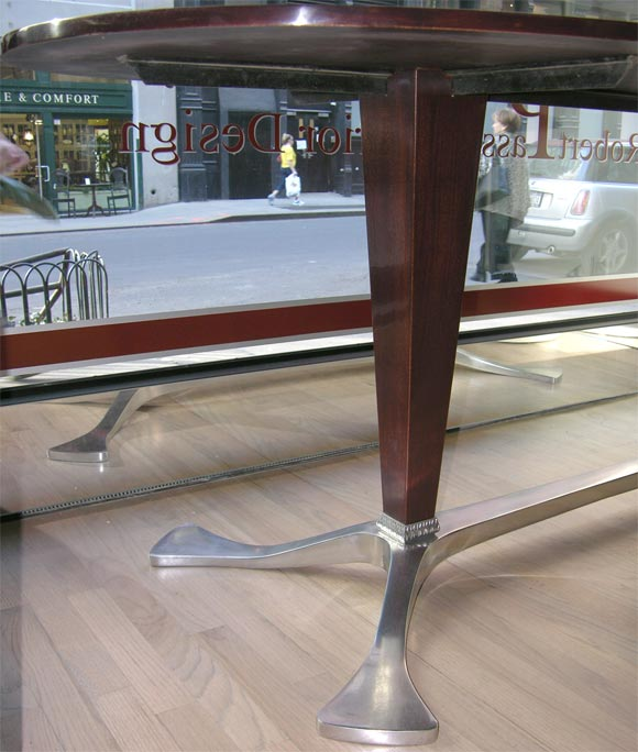 20th Century Dining Table by Borsani For Sale