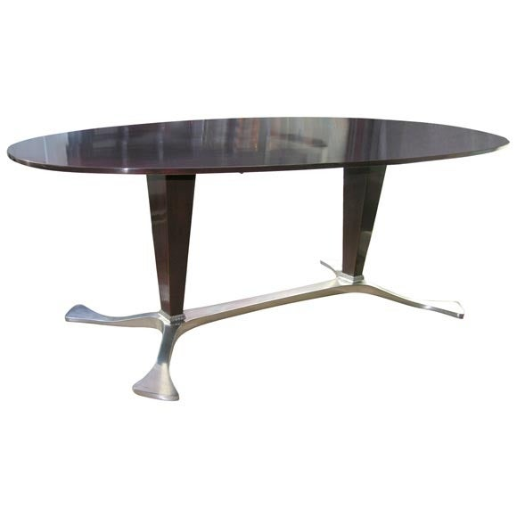 Dining Table by Borsani For Sale