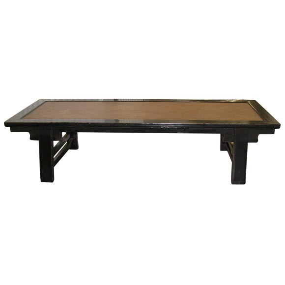 Opium Bed Coffee Table At 1stdibs