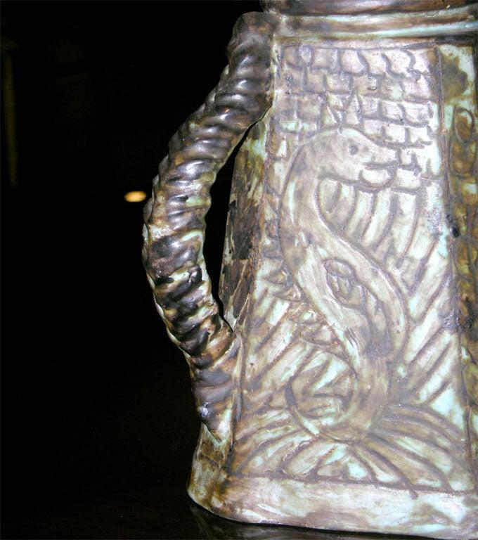 Ceramic Vase by Jerome Massier 3