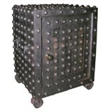 Giant Industrial Hobnail Safe