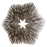 Starburst Wall Decor