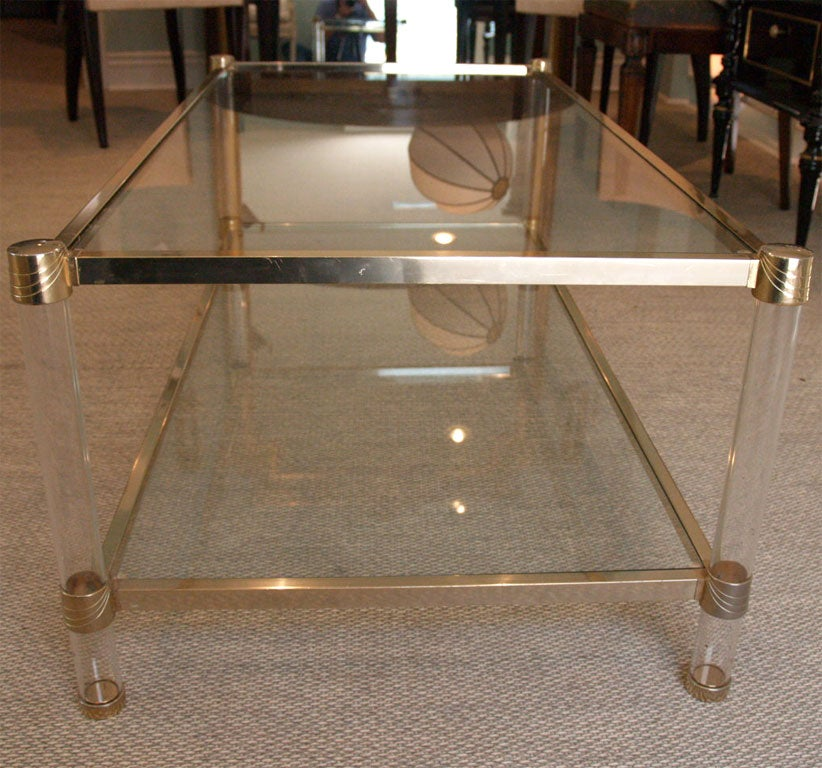 Cocktail Table By Pierre Vandel Paris At 1stdibs