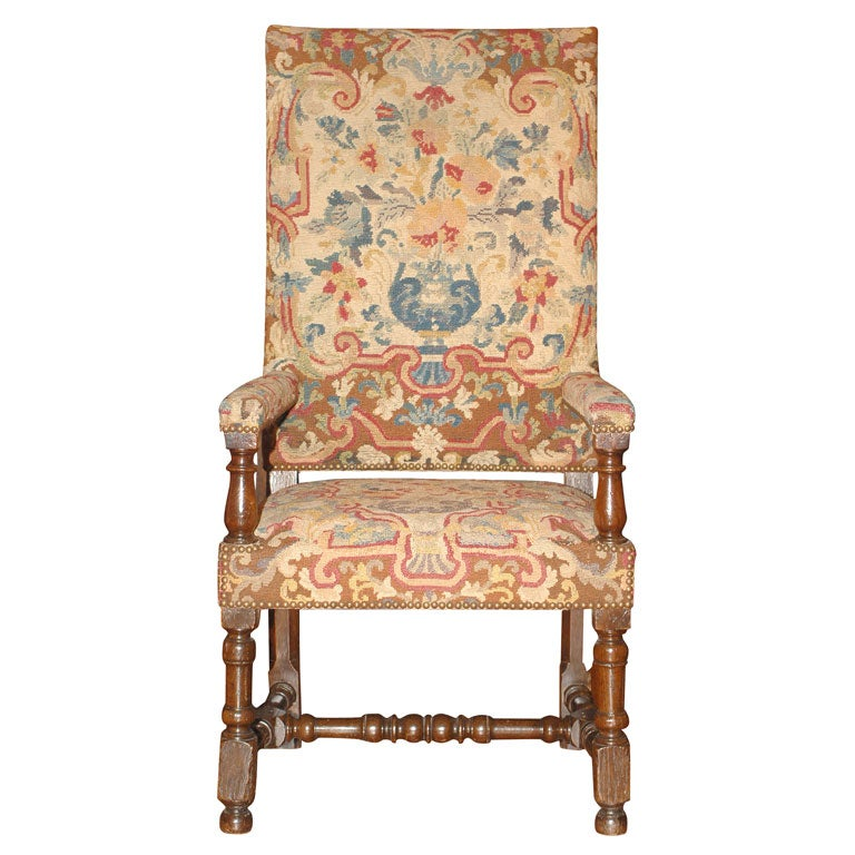 louis xiii fauteuil at 1stdibs. Black Bedroom Furniture Sets. Home Design Ideas