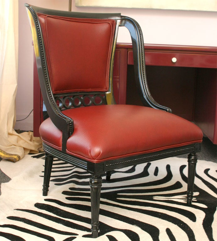 Pr Hollywood Glam 40 39 S Chairs At 1stdibs