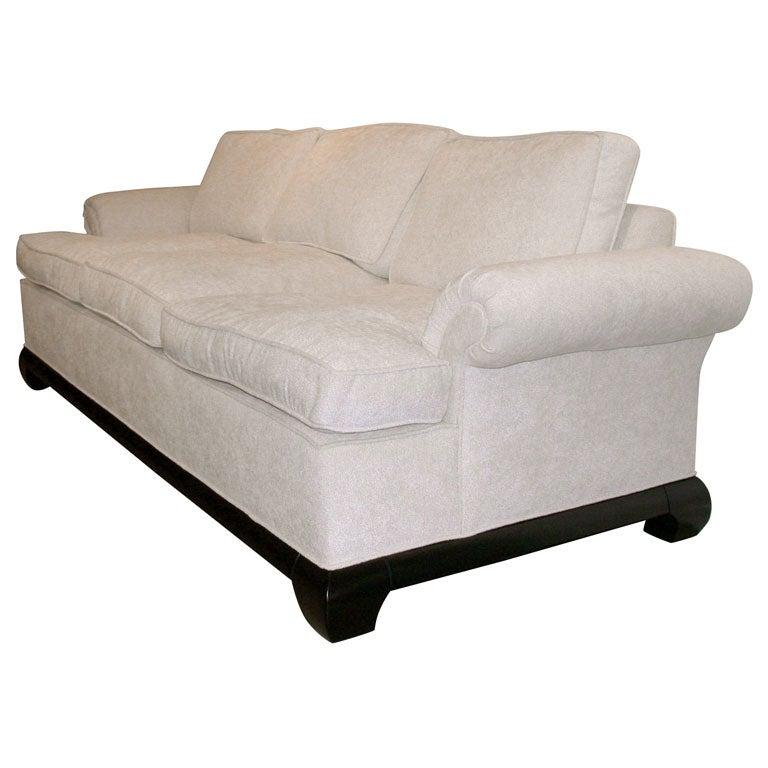 Asian Inspired Sofa 90