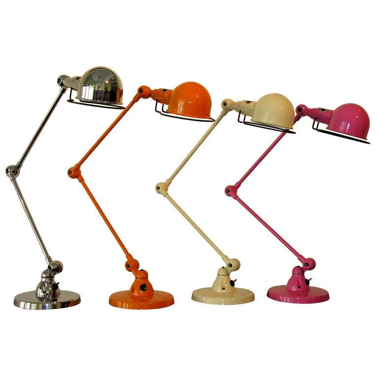 jielde signal series desk lamp at 1stdibs. Black Bedroom Furniture Sets. Home Design Ideas