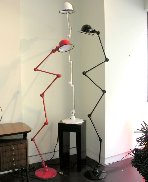 Jielde Loft Series Floor Lamp 2