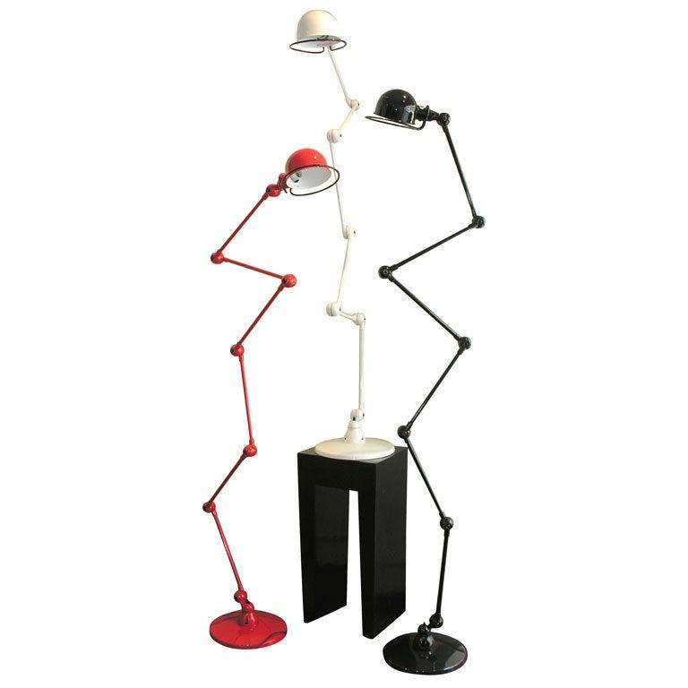 Jielde Loft Series Floor Lamp 1
