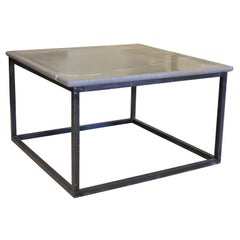 Lucca Custom Stone Dish-Top Tables