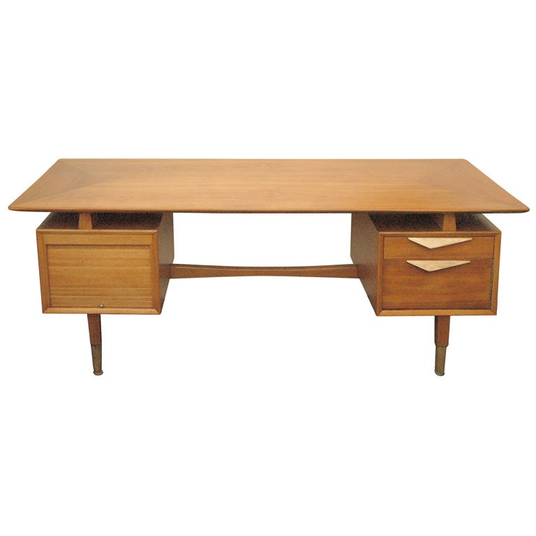Long Italian Style Desk For