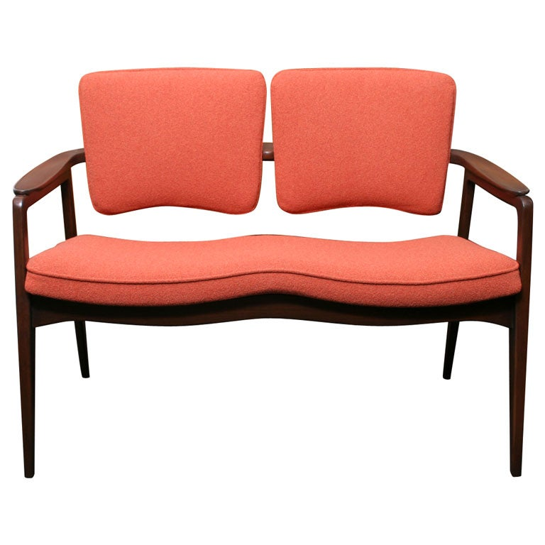 Love Seat Bench Sigvard Bernadotte Love Seat Bench For France And