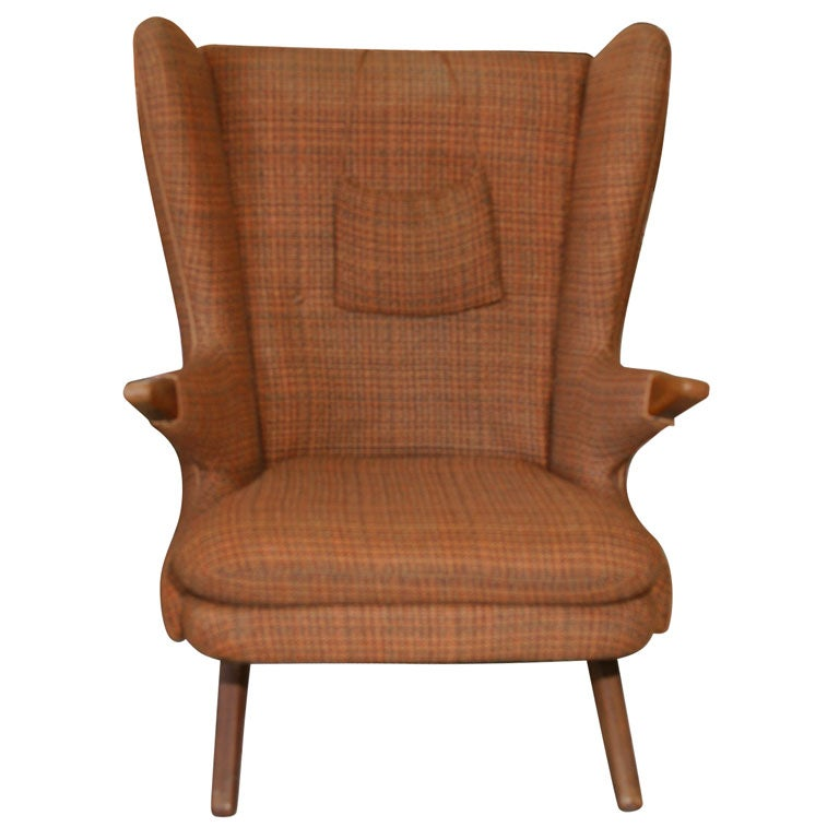 Quot Papa Bear Quot Chair By Svend Skipper Model 91 At 1stdibs