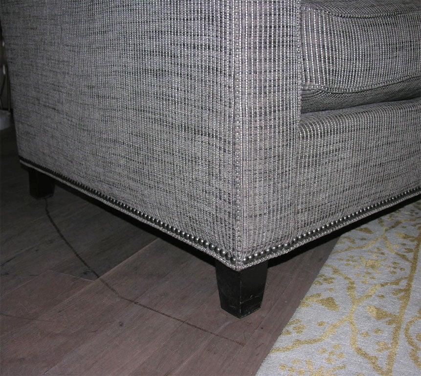 Burton Leather Sofa: Burton Sofa By Thomas O'Brien At 1stdibs