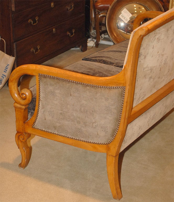 Restoration Period Settee At 1stdibs