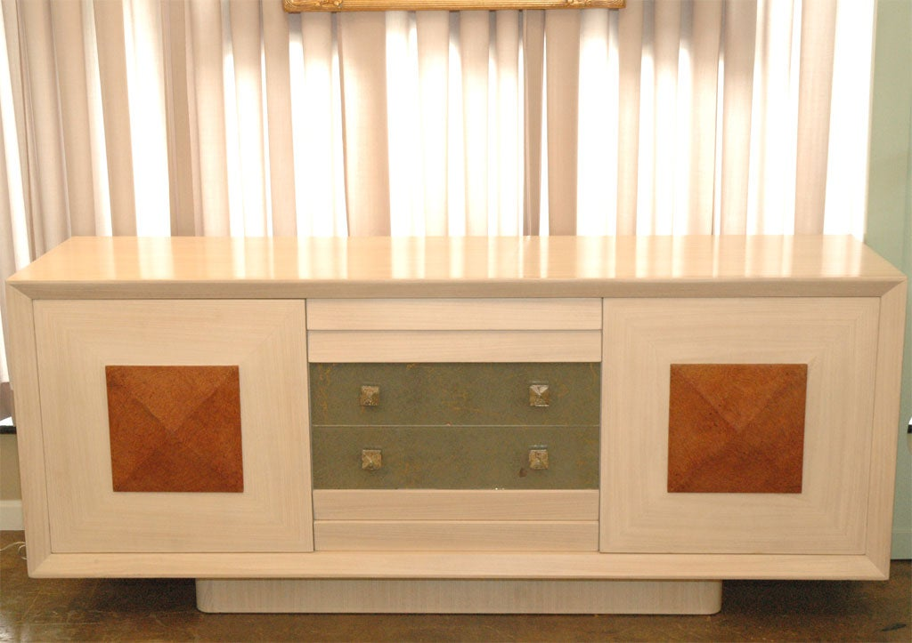 American Rare Paul Williams Custom Cabinet