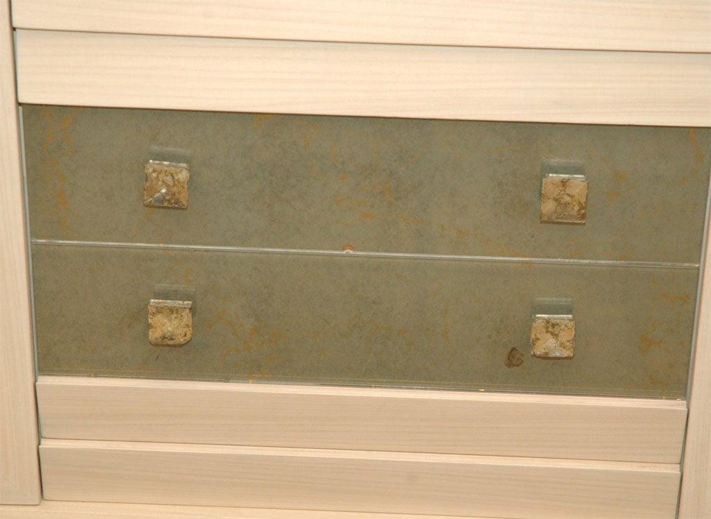 Walnut Rare Paul Williams Custom Cabinet