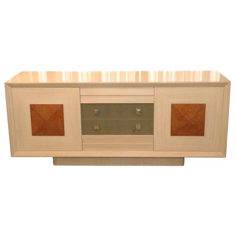 Rare Paul Williams Custom Cabinet