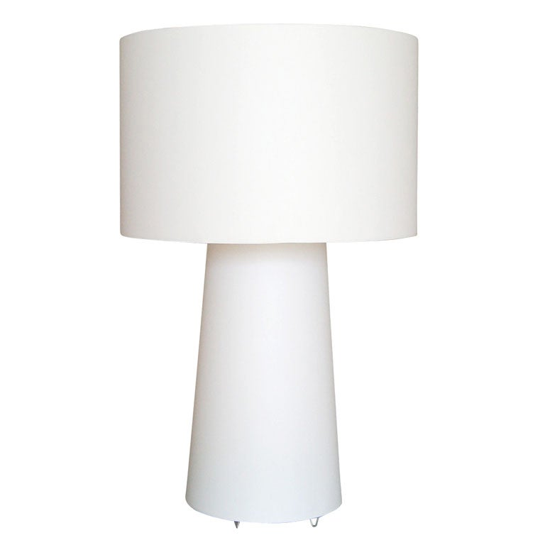 small shadow table lamp by marcel wanders for sale at 1stdibs. Black Bedroom Furniture Sets. Home Design Ideas