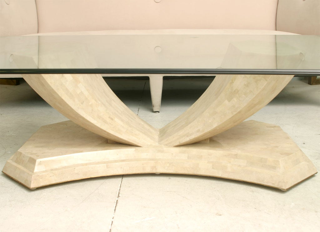 Chic Coffee Table At 1stdibs