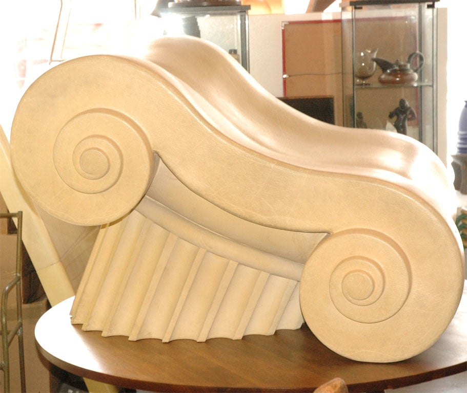 """Modern """"Capitello"""" Chairs by Studio 65 For Sale"""