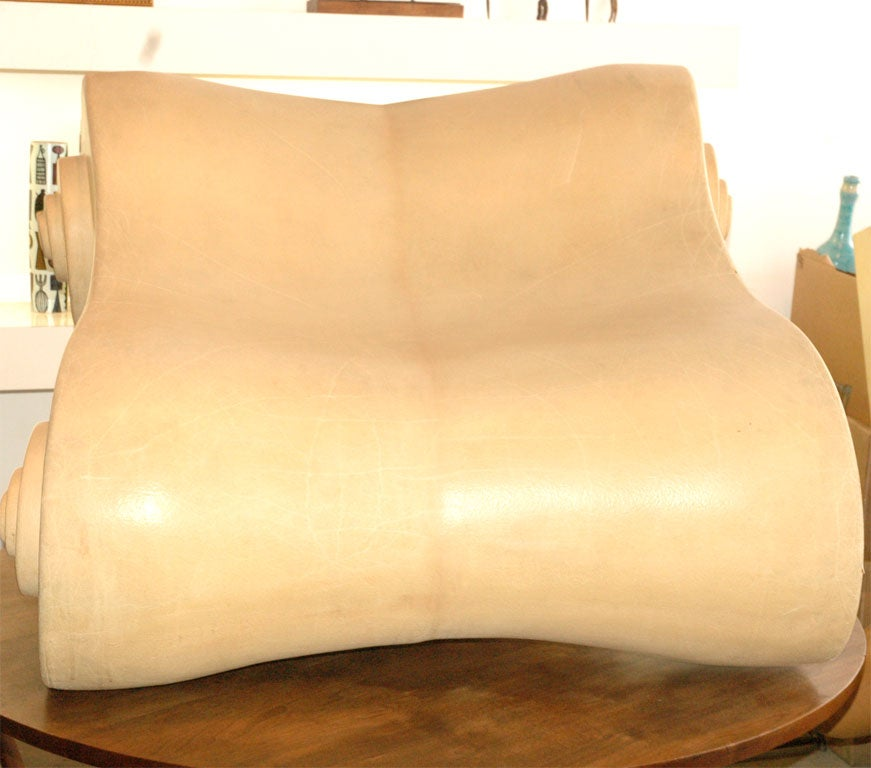 "Italian ""Capitello"" Chairs by Studio 65 For Sale"
