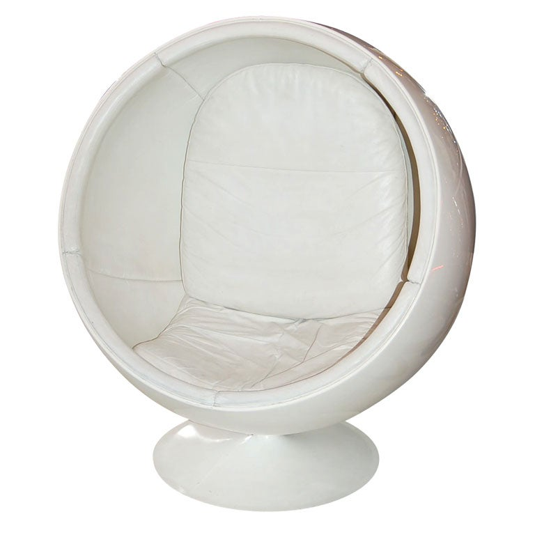 eero aarnio ball chair at 1stdibs. Black Bedroom Furniture Sets. Home Design Ideas