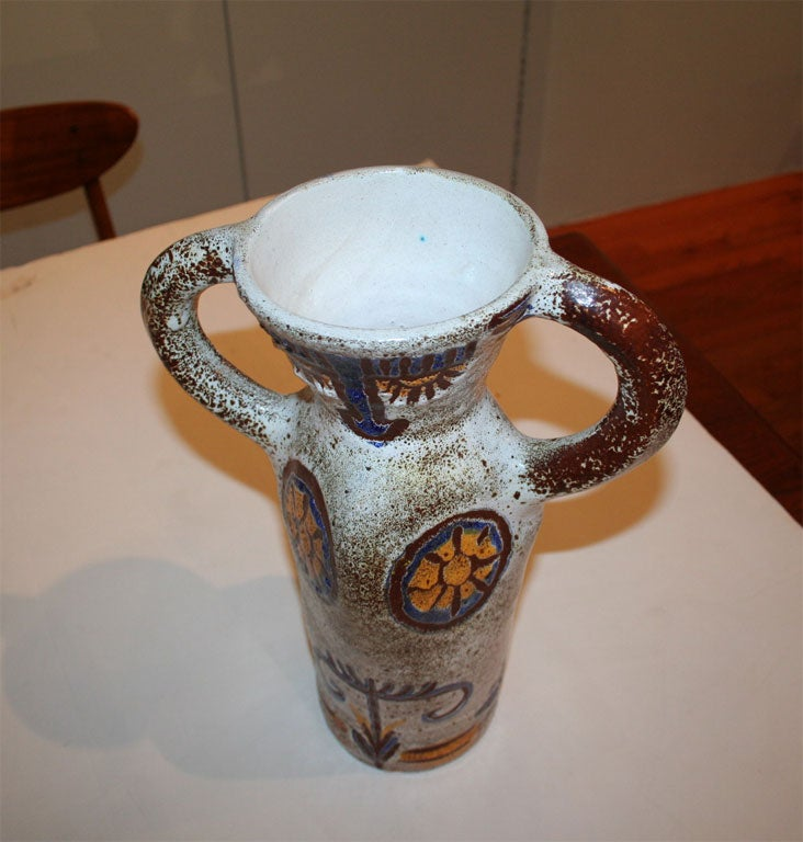 Ceramic Vase by Accolay For Sale 3