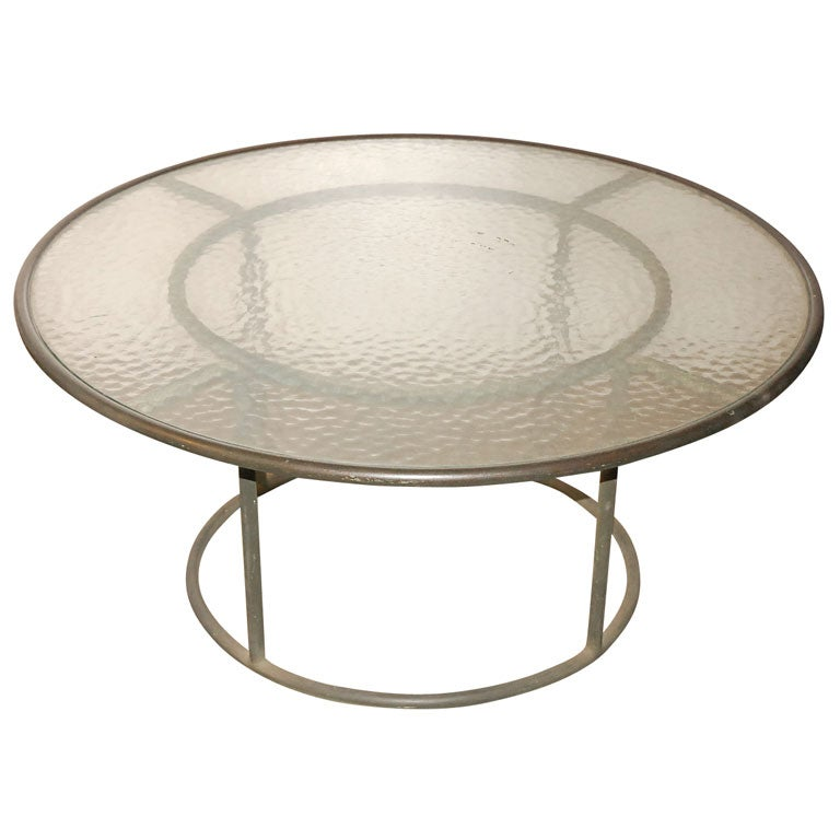 walter lamb bronze outdoor coffee table for brown and With bronze outdoor coffee table