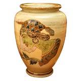 Large Pottery Vase by Harald Folmer Gross for Knabstrup