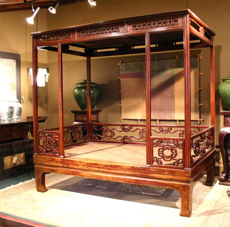 Opium Bed At 1stdibs