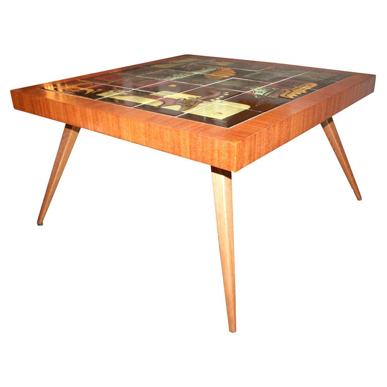 Table By Vladimir Kagan At 1stdibs