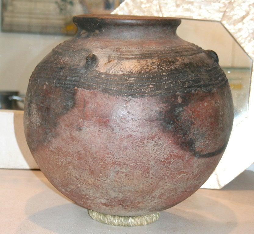 African Grain Jar At 1stdibs