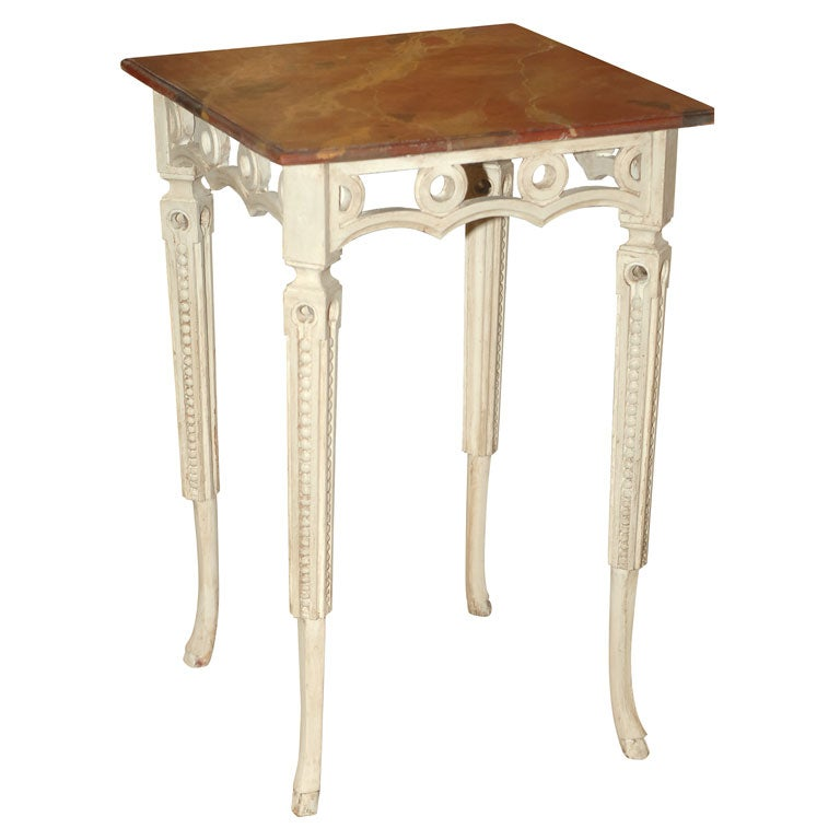 Gustavian Table Swedish Table
