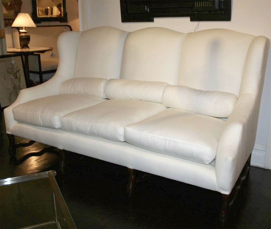Bridgewater Style Sofa Images Cream Black Living Room