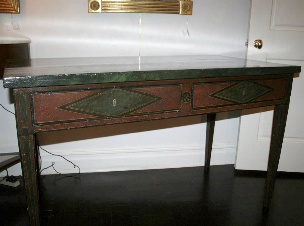 Late 18th Century Neo Classical Console Table at 1stdibs : IMG9555 from www.1stdibs.com size 1024 x 760 jpeg 91kB