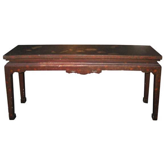 Large chinese style console table at 1stdibs for Oriental furniture adelaide