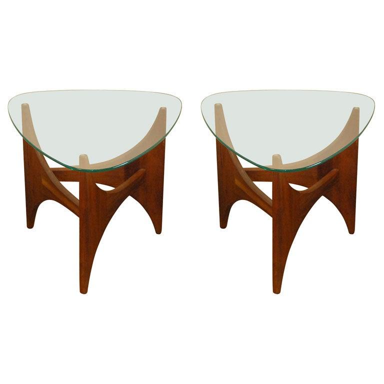 Noguchi inspired side tables at 1stdibs