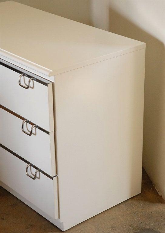 California vintage modern chest at 1stdibs for California case moderne