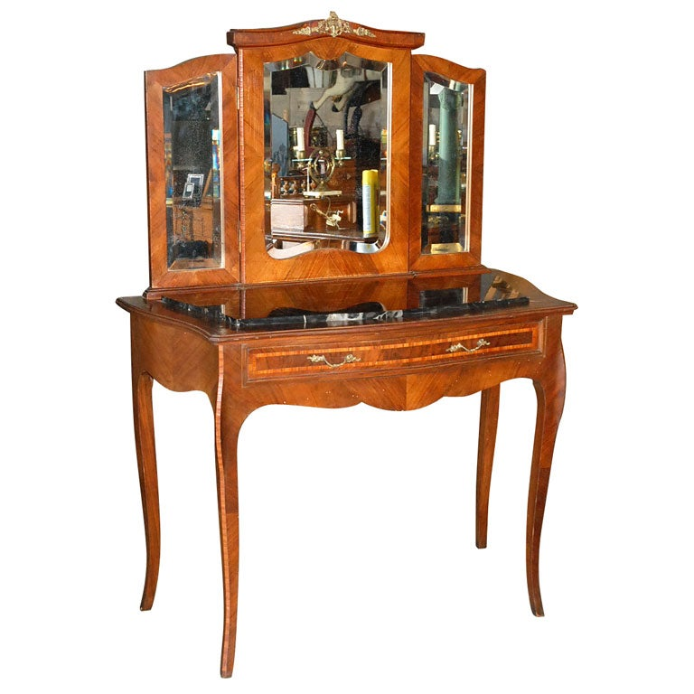 Ladies Dressing Table at 1stdibs