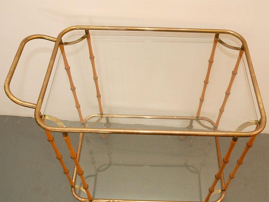 Italian Bamboo Barcart 1