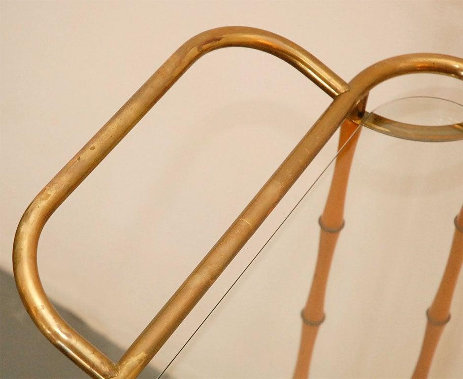 Italian Bamboo Barcart 2