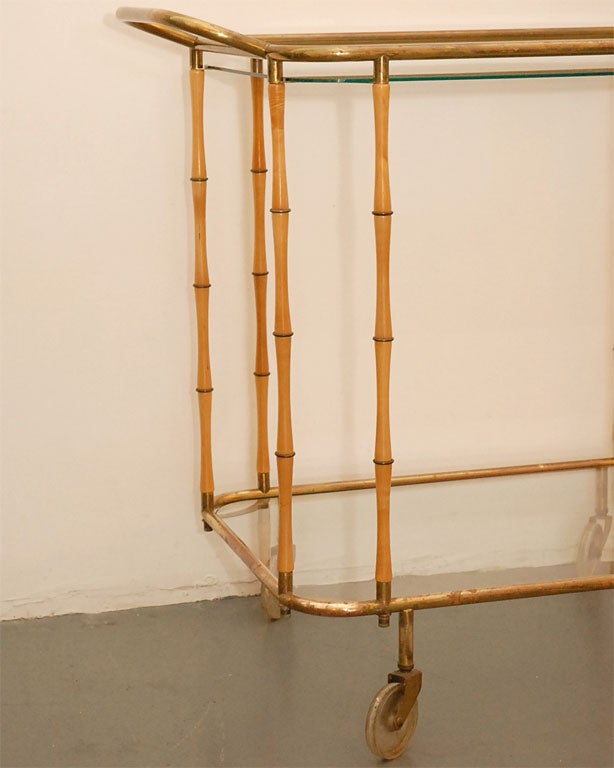Italian Bamboo Barcart 4