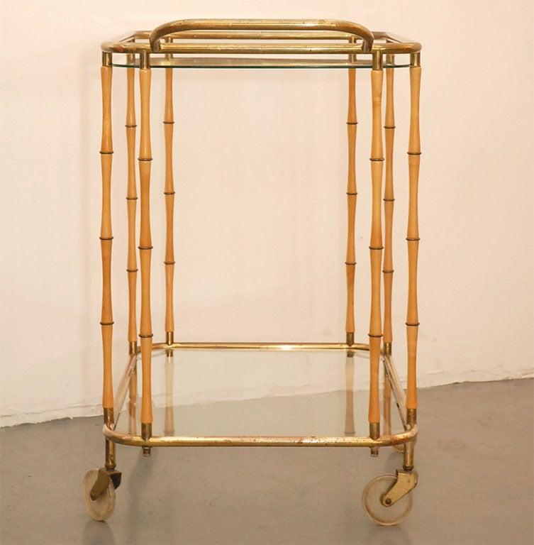 Italian Bamboo Barcart 5