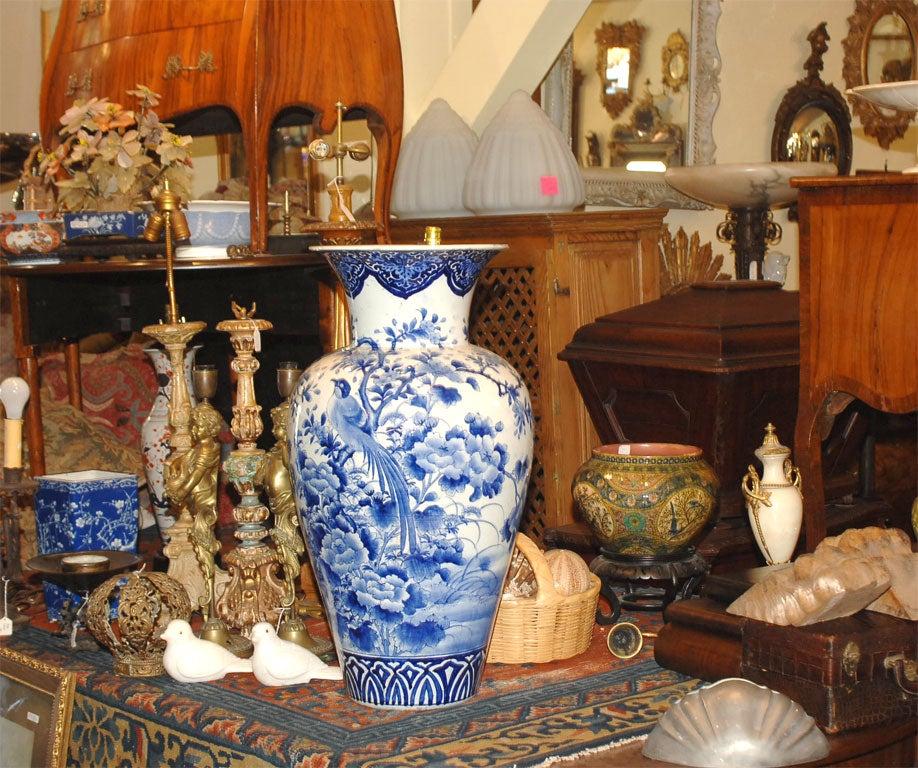 Monumental Size Aritaware Vase image 2